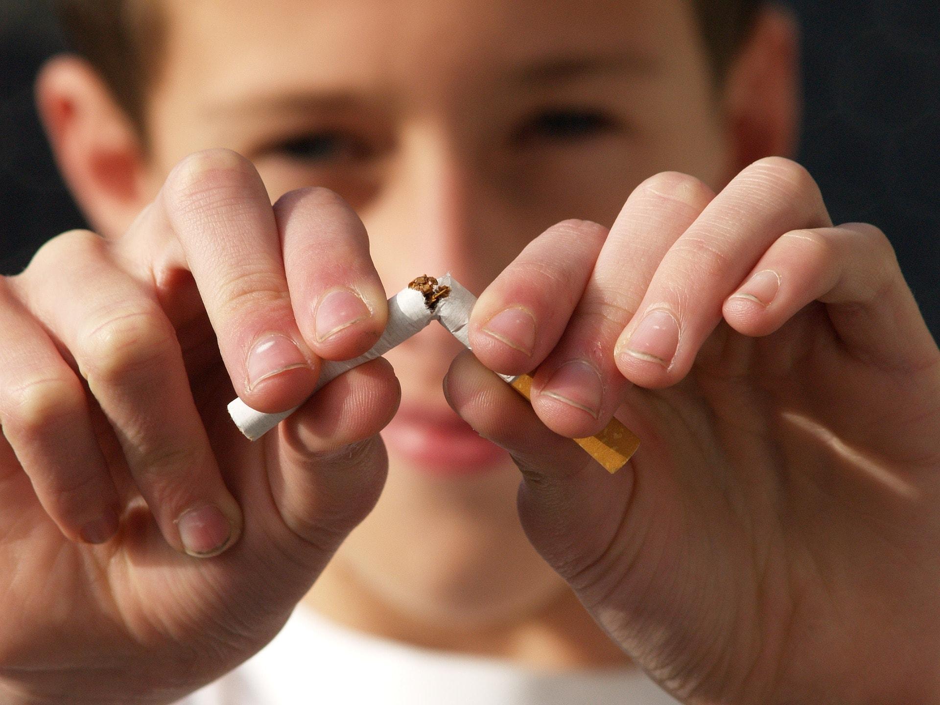 El peligro de fumar marihuana