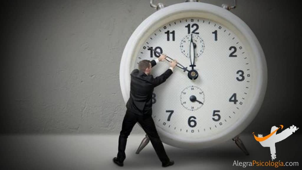 cambios horarios