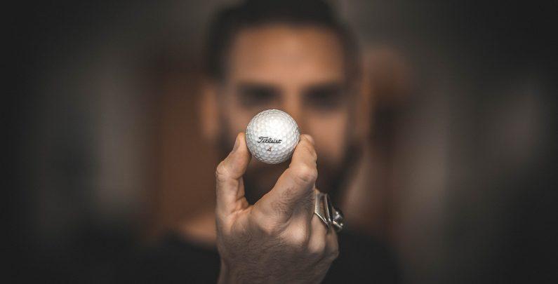 Visualización en el deporte, soy la bola
