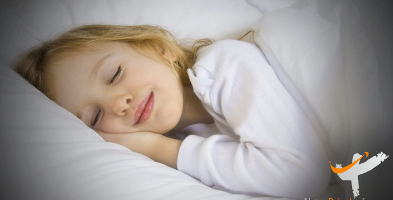 rutina de sueño en niños
