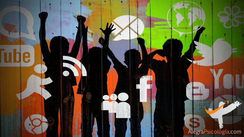 adicción redes sociales
