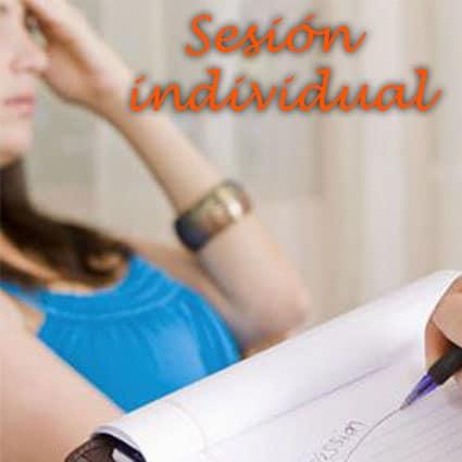 Sesion individual Alegra Psicólogos Málaga